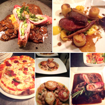 Huge Selection of Fantastic Dishes