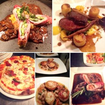 Huge Selection of Fantastic Dishes